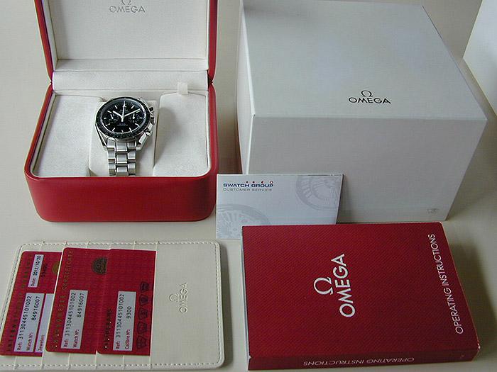Omega Speedmaster Moonwatch Co-Axial Wristwatch Ref. 311.30.44.51.01.002