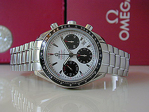 Omega Speedmaster Automatic Chronometer Ref. 323.30.40.40.04.001