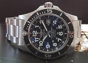 Breitling Superocean II 44 Wristwatch Ref. A17392D7