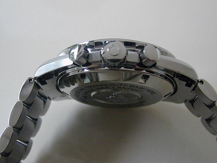 Omega Speedmaster Moonwatch Apollo 11, 30th Anniversary Wristwatch Ref. 3560.50