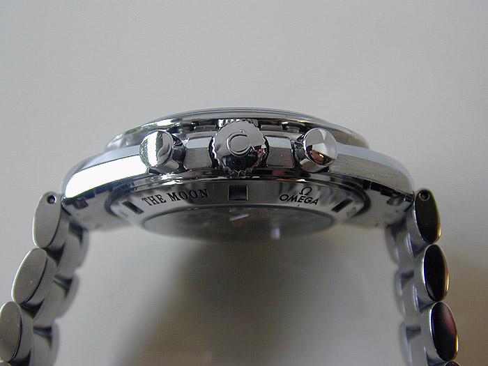 Omega Speedmaster Professional Moonwatch Moonphase Chronograph Wristwatch Ref. 3576.50
