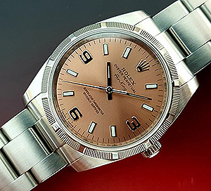Rolex Oyster Perpetual Air King Ref. 114210