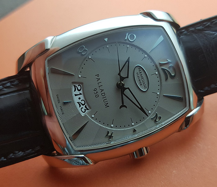 Parmigiani Palladium 950 Fleurier Kalpa Grande Limited Edition Wristwatch Ref. PF012519