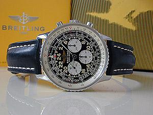 Breitling Navitimer Cosmonaute Wristwatch Ref. A12022