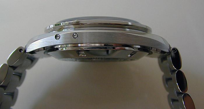 Omega Speedmaster Professional Moonphase 18K WG Ref. 3575.20