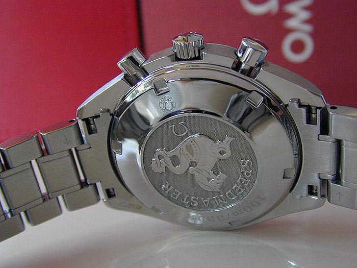 Omega Speedmaster Automatic Chronometer Wristwatch Ref. 3210.50