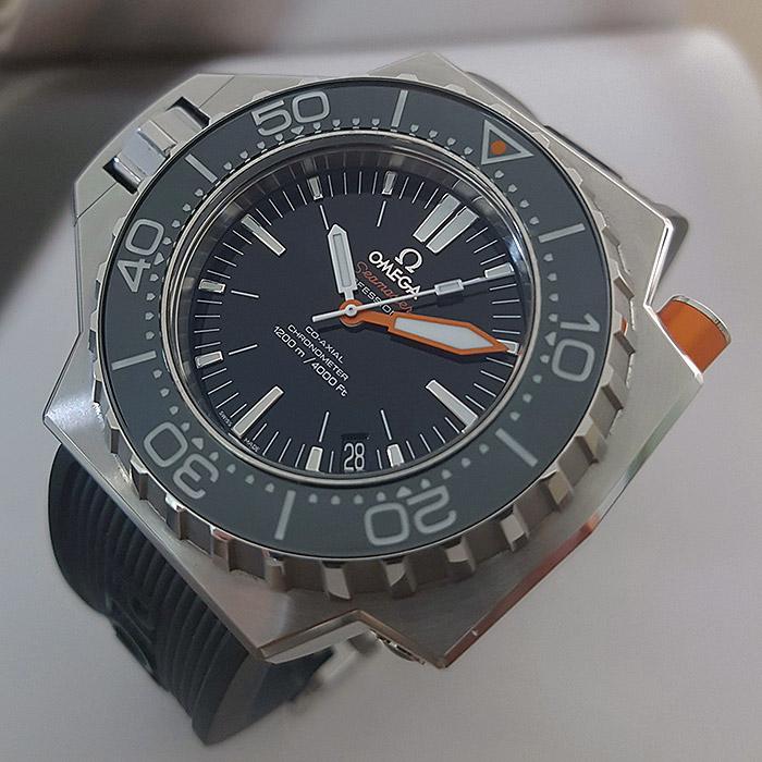 Omega Seamaster Ploprof Co-Axial 1200M Wristwatch Ref. 224.32.55.21.01.001