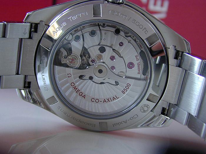 Omega Seamaster Aqua Terra 150M Co-Axial Wristwatch Ref. 231.10.42.21.02.001