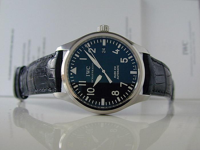 IWC Pilot's Spitfire Mark XVI Automatic Wristwatch Ref. IW325501