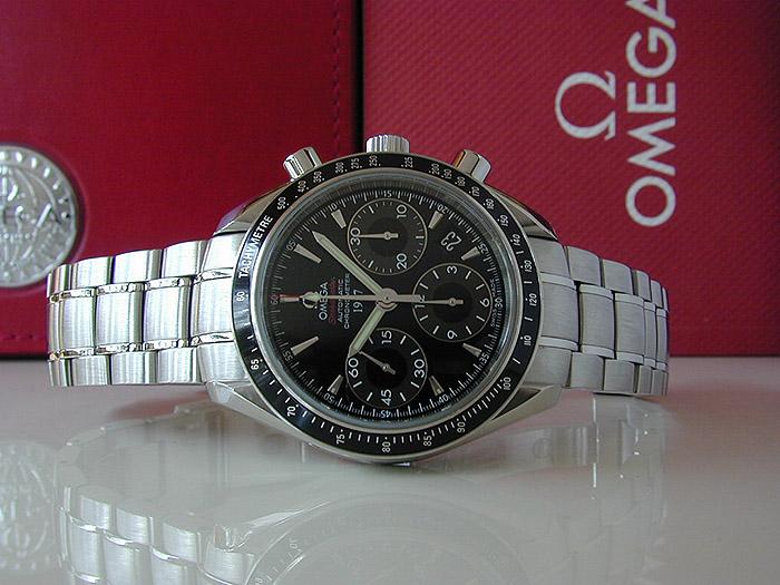 Omega Speedmaster Date 1957 Limited Japan Edition Wristwatch Ref. 323.30.40.40.01.001