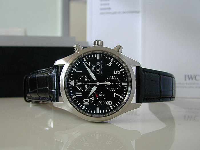 IWC Pilot's Fliegeruhr Wristwatch Ref. IW371701
