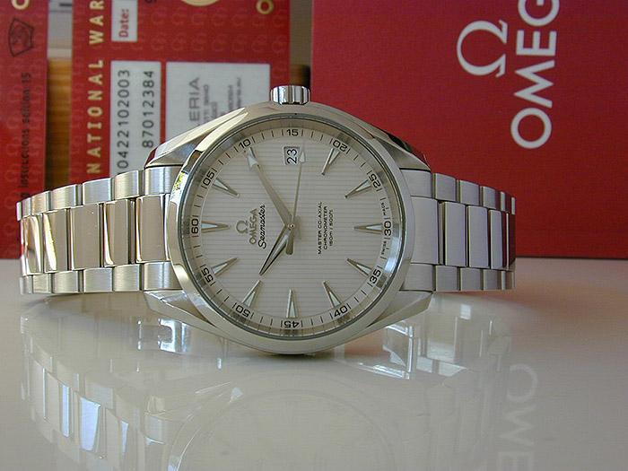 Omega Seamaster Aqua Terra 150M Master Co-Axial Wristwatch Ref. 231.10.42.21.02.003