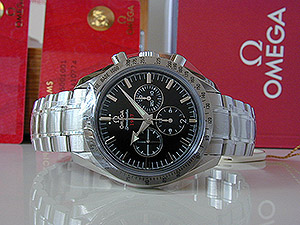 Omega Speedmaster 1957 Broad Arrow Co-Axial Chronograph Wristwatch Ref. 321.10.42.50.01.001