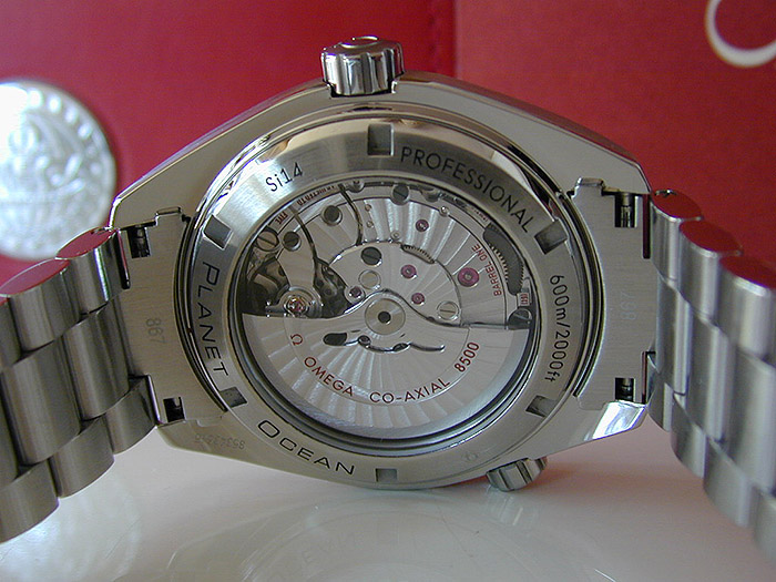 Omega Seamaster Planet Ocean Co-Axial Wristwatch Ref. 232.30.46.21.01.001