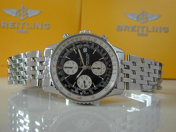Breitling Navitimer Chronograph Wristwatch Ref. A13322
