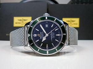 Breitling SuperOcean Heritage Wristwatch 42mm Ref. A17321