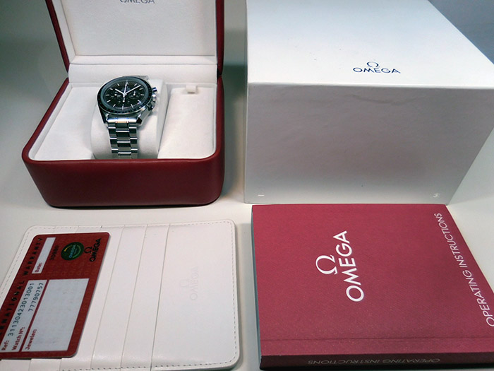 Omega Speedmaster Chocolate Dial Moonwatch Ref. 311.30.42.30.13.001