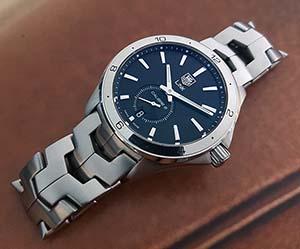 Tag Heuer Link Calibre 6 Wristwatch Ref. WAT2100.BA0950