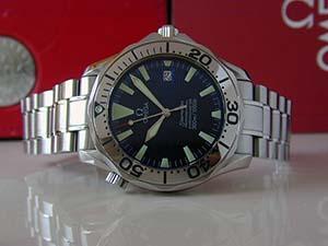 Omega Seamaster 300M Chronometer Wristwatch Ref. 2255.80