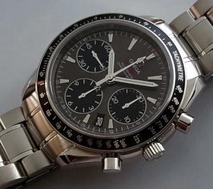Omega Speedmaster Chronograph Wristwatch Ref. 323.30.40.40.06.001
