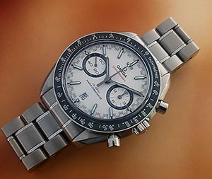 Omega Speedmaster Racing Co-Axial Master Chronometer Chronograph Ref. 329.30.44.51.04.001