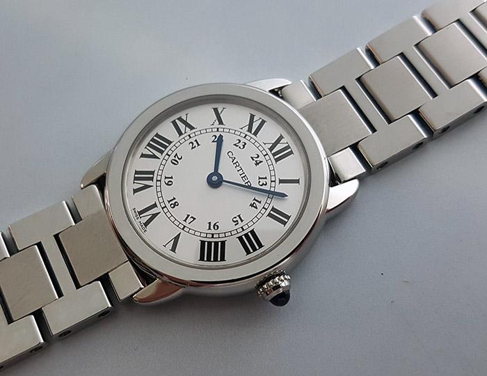 Ladies' Cartier Ronde Solo De Cartier Quartz Wristwatch Ref. W6701004