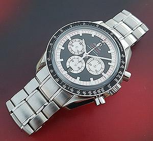Omega Speedmaster Michael Schumacher Automatic Chronometer Ref. 3507.51.00