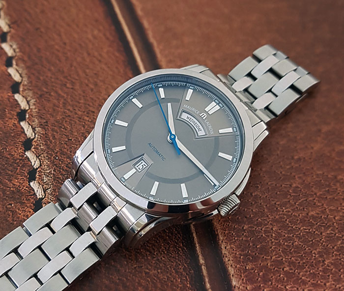 Maurice Lacroix Pontos Day Date Automatic Ref. PT6158