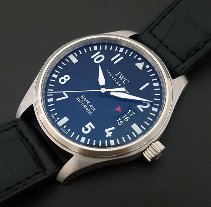 IWC Pilot's Mark XVII Automatic Wristwatch Ref. IW326501