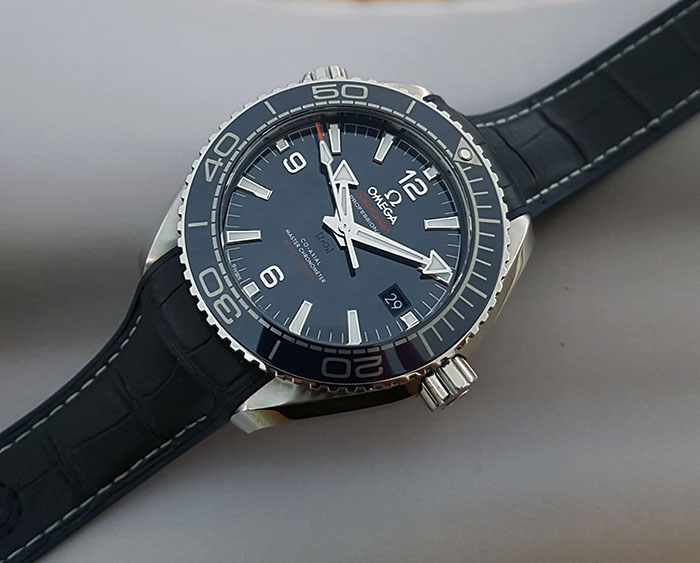 Omega Seamaster Planet Ocean Co-Axial Master Chronometer 44mm Wristwatch Ref. 215.30.44.21.03.001