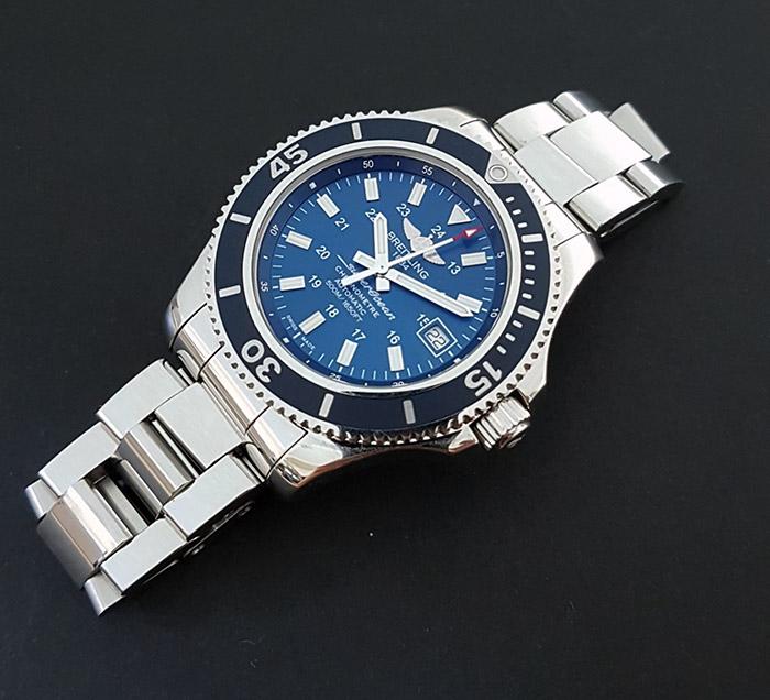 Breitling Superocean II Wristwatch Ref. A17365