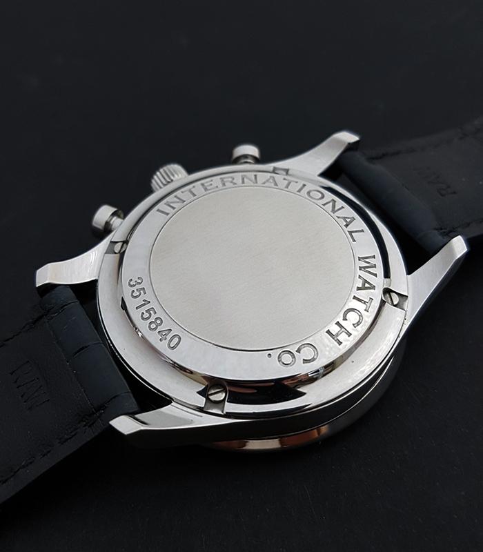 IWC Portugieser White Dial Wristwatch Ref. IW371417
