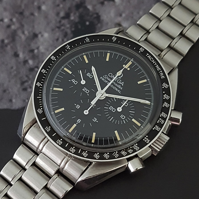 1993 Omega Speedmaster Professional Moonwatch Wristwatch Ref. 3590.50