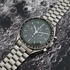 1993 Omega Speedmaster Professional Moonwatch Wristwatch Ref. 3590.50