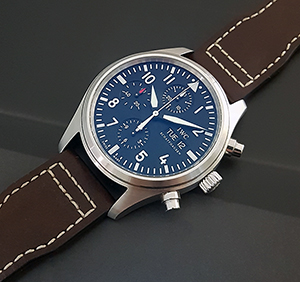 IWC Pilot's Chronograph Automatic Ref. IW3717