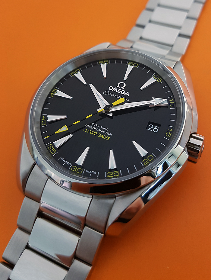 Omega Aqua Terra 150m > 15000 Gauss Wristwatch Ref. 231.10.42.21.01.002