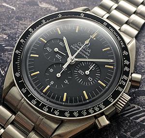 1994 Omega Speedmaster Professional Moonwatch Wristwatch Ref. 3590.50