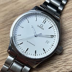 Omega Classic Date Automatic Wristwatch Ref. 5203.20