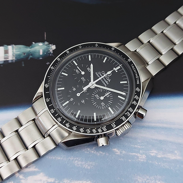 2000 Omega Speedmaster Professional Moonwatch Ref. 3570.50