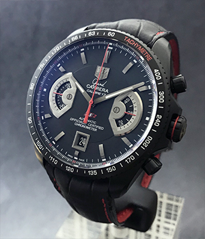 Tag Heuer Grand Carrera RS2 Ref. CAV518B.FC6237