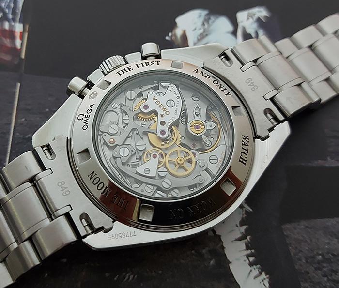 Omega Speedmaster Chocolate Dial Moonwatch Ref. 311.30.42.30.13.001