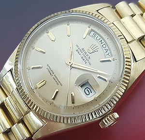 1961 Rolex President Day Date Wristwatch Ref. 1803