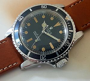 1970 Rolex Submariner Ref. 5513
