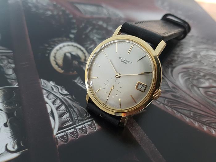 1964 Patek Philippe Calatrava Wristwatch Ref. 3445