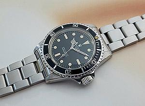 1967 Rolex Submariner Ref. 5513