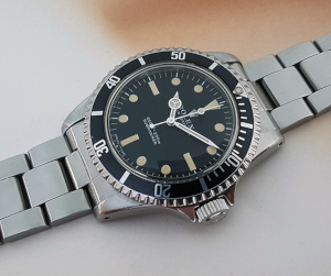 1961 Rolex Submariner Wristwatch Ref. 5512 [II/61]