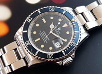 Rolex Submariner Ref. 16800 Date watch