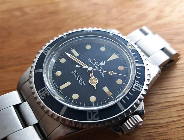 1972 Rolex Submariner Ref. 5513