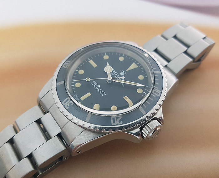 Early 1970s Rolex Submariner Ref. 5513