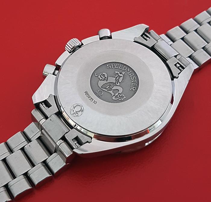 Omega Speedmaster Automatic Reduced Wristwatch Ref. 3539.50